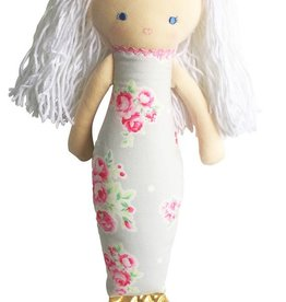 Alimrose Alimrose Mermaid Doll Grey