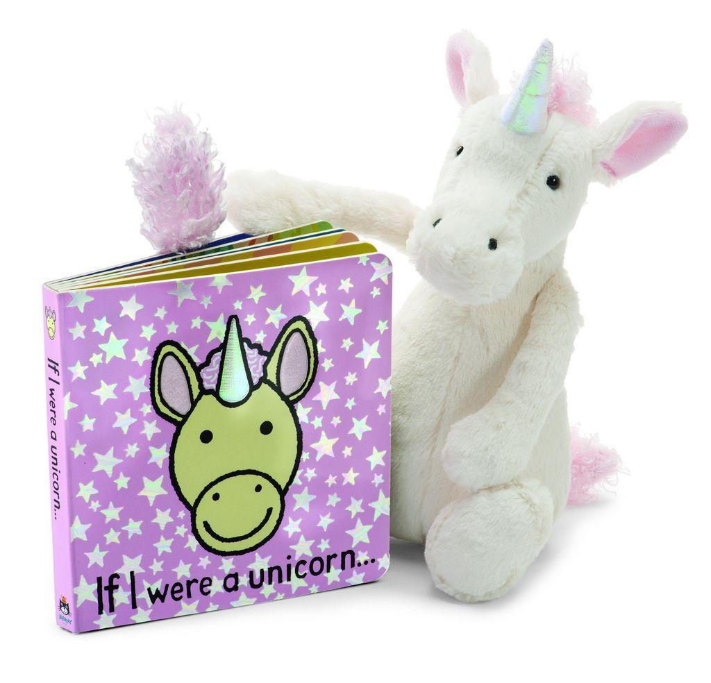 JellyCat Jelly Cat if I were a Unicorn