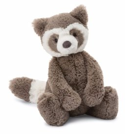 JellyCat Jelly Cat Bashful Raccoon Medium