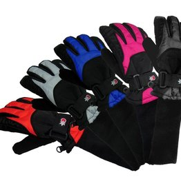 Snow Stoppers Waterproof Snow Stopper Nylon Gloves