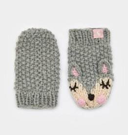 Joules Joules Fox Character Mittens