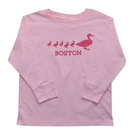 Sidetrack Sidetrack Long Sleeve Boston Duckling T-Shirt