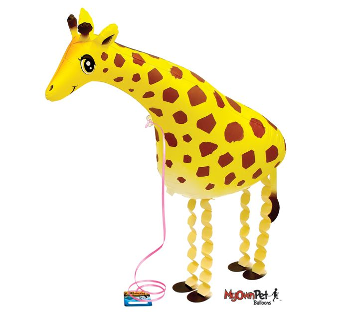 My Own Pet My Own Pet Giraffe Balloon
