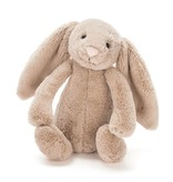 JellyCat Jelly Cat Bashful Beige Bunny with Chime