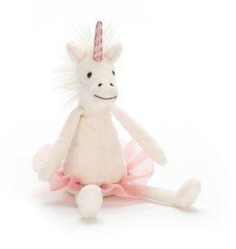 JellyCat Jelly Cat Dancing Darcey Unicorn Small