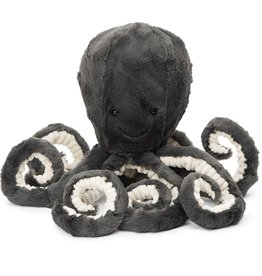 JellyCat Jelly Cat Inky Octopus Large