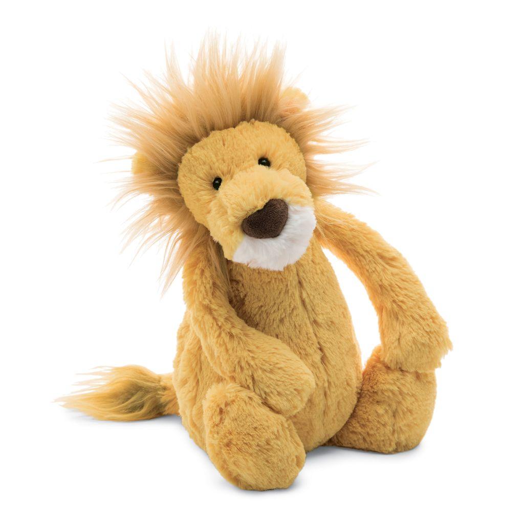 Jellycat Jelly Cat Bashful Lion Huge