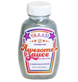 Sunshine & Glitter Awesome Sauce Glitter Lotion