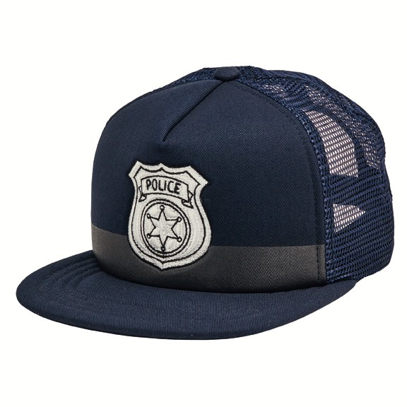 San Diego Hat Police Trucker Hat