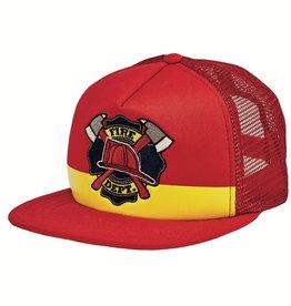 San Diego Hat Fire Dept. Trucker Hat