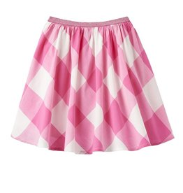Joules Joules Shelby Gingham Skirt
