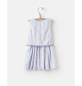 Joules Joules Imogen Woven Seahorse Dress