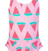 Snapper Rock Snapper Rock Watermelon Skirt Swimsuit