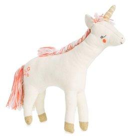 Meri Meri Meri Meri Knitted Unicorn Cushion