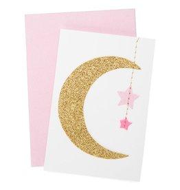 Meri Meri Meri Meri Pink Moon & Stars Gift Enclosure