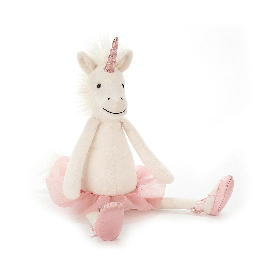 JellyCat Jelly Cat Dancing Darcey Unicorn