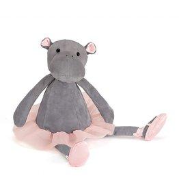 JellyCat Jelly Cat Dancing Darcey Hippo