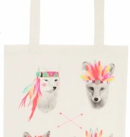 Billieblush Billieblush Fox Graphic Tote