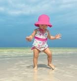 i play i play Sea Pals Bow Tankini Set with Swim Diaper