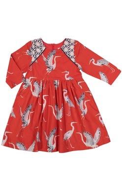 Pink Chicken Pink Chicken Songbird Dress