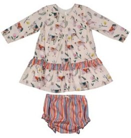 Pink Chicken Pink Chicken Esme Dress with Bloomer