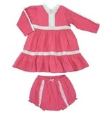 Pink Chicken Pink Chicken Indy Dress with Bloomer