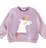 Petite Hailey Petite Hailey Unicorn Sweatshirt
