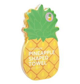 Sunny Life Sunny Life Pineapple Shaped Towel