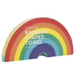 Sunny Life Sunny Life Rainbow Shaped Towel