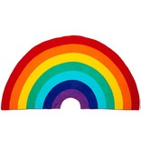 Sunny Life Sunny Life Rainbow Shaped Towel