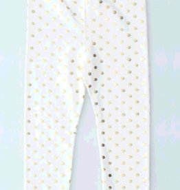 Petite Hailey Petite Hailey Dot Print Leggings