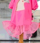Petite Hailey Petite Hailey Unicorn Tutu Tulle Dress