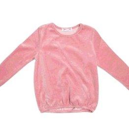 Joah Love Joah Love Nellie Lux Velour Sweater