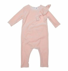 Joah Love Joah Love Saige Lux Velour Playsuit