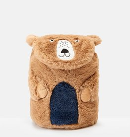 Joules Joules Fuzzy Bear Bag