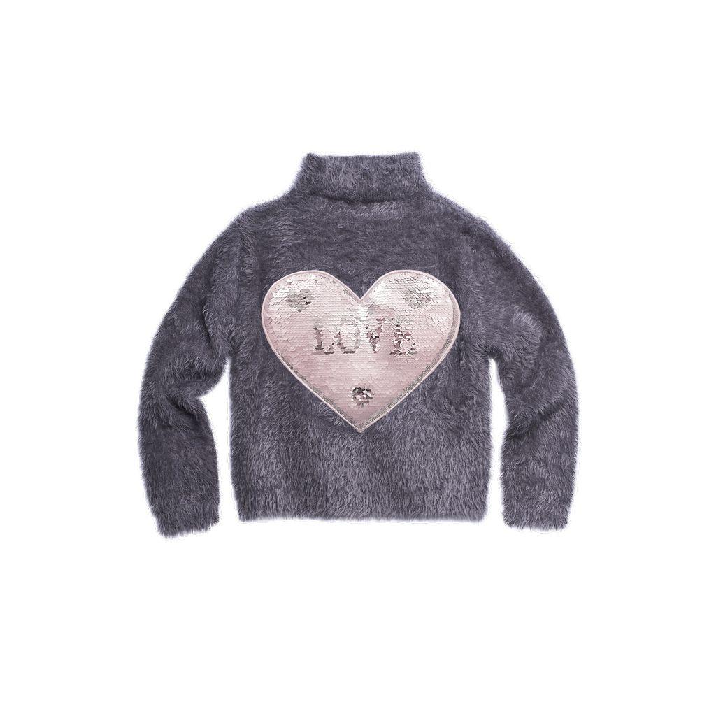 Imoga Imoga Dallas Heart Sweater