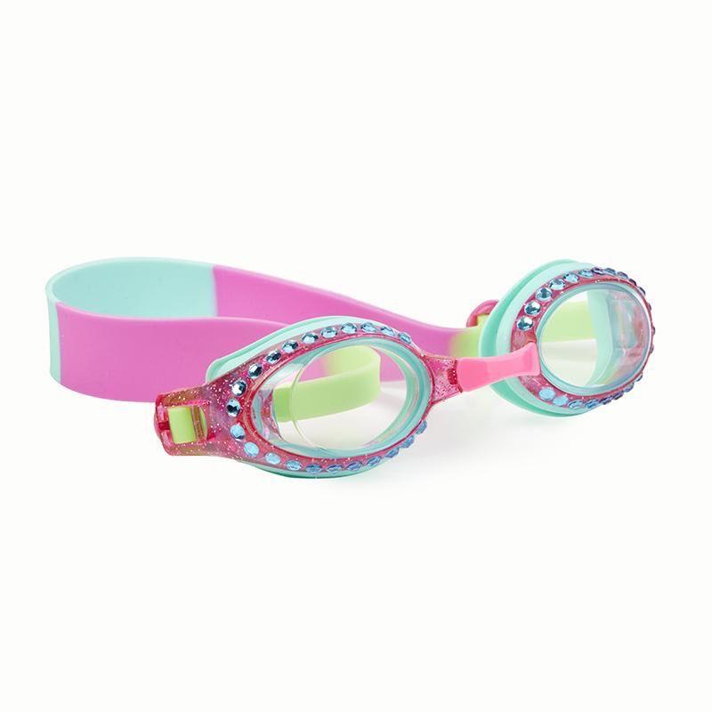 Bling2o Bling2o New Glitter Classic  Swim Goggles *More Colors*