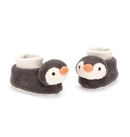 JellyCat Jelly Cat Pippet Penguin Booties