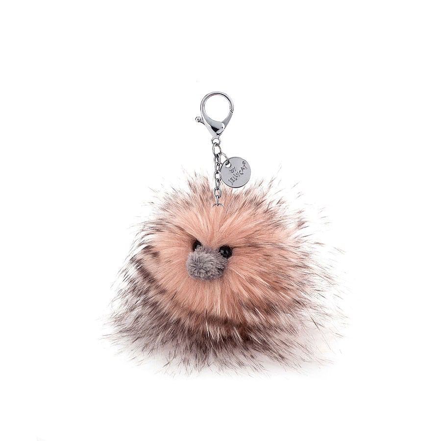 JellyCat Jelly Cat Glad to be Me Bag Charm