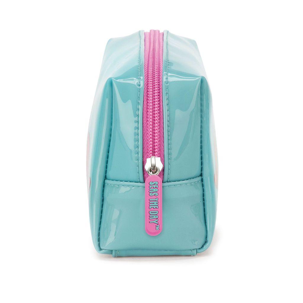JellyCat Jelly Cat Seas The Day Aqua Novelty Bag