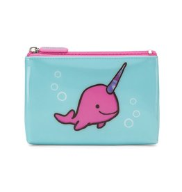 JellyCat Jelly Cat Seas The Day Aqua Novelty Pouch