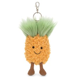 JellyCat Jelly Cat Amuseables Pineapple Bag Charm