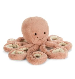 JellyCat Jelly Cat Odell Octopus Really Big