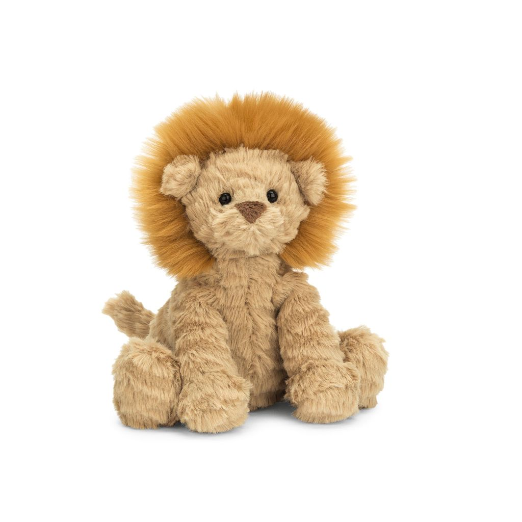 JellyCat Jelly Cat Fuddlewuddle Lion Baby