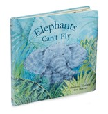 JellyCat Jelly Cat Elephants Can't Fly Book