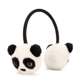 JellyCat Jelly Cat Kutie Pops Panda Ear Muffs