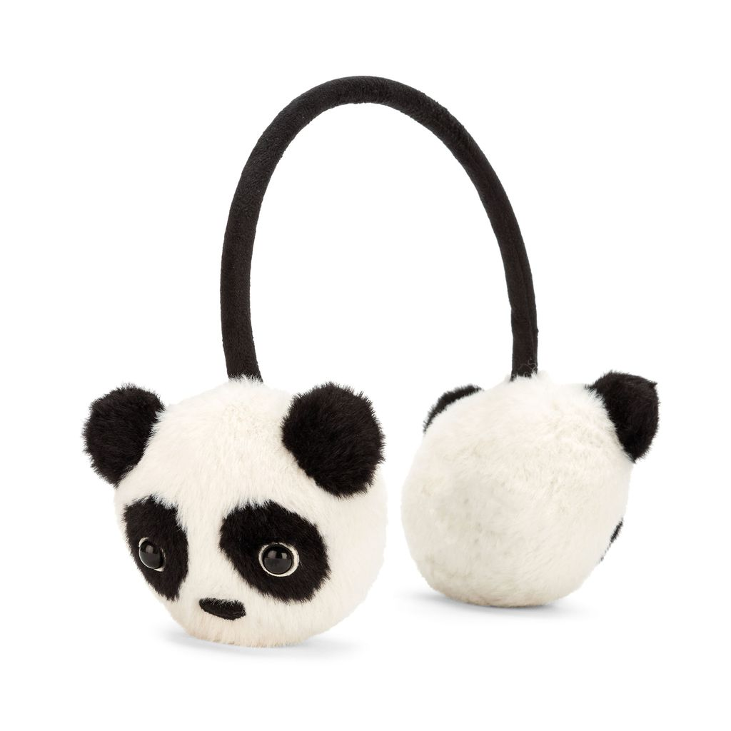 JellyCat Jelly Cat Kutie Pops Panda Ear Muffs