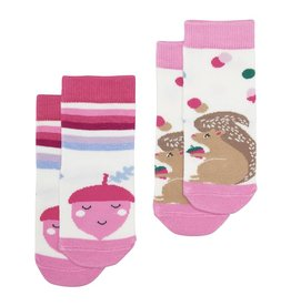 Joules Joules Squirrel Character Socks