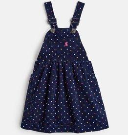 Joules Joules Dani Acorn Dot Dress