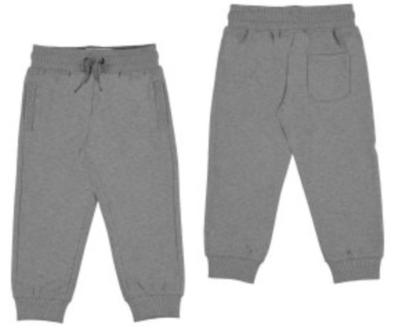 Mayoral Mayoral Basic Cuffed Fleece Trousers *more colors*